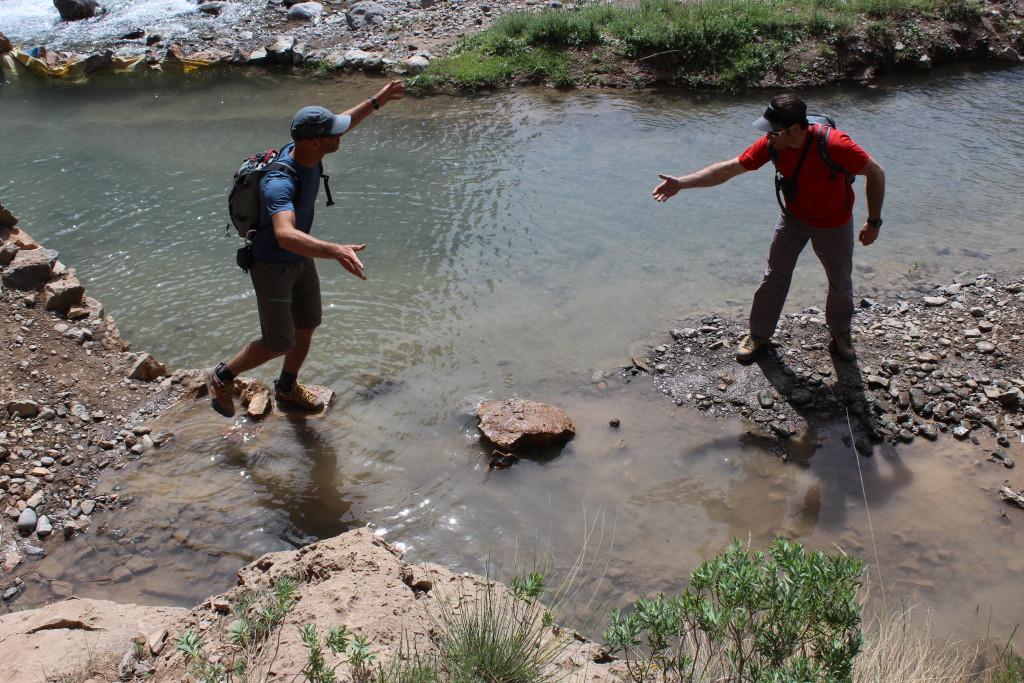 De helpende hand (Taco & Niels)
